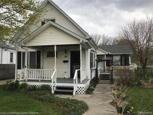 21 Rural Street, Port Huron, MI 48060 (#2210027183) :: Novak & Associates