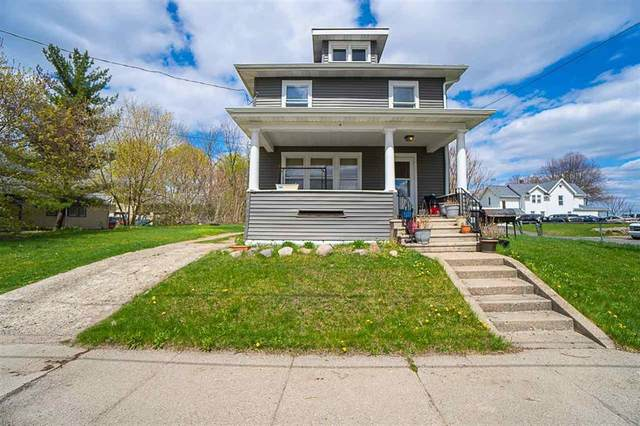 218 W Wilkins, CITY OF JACKSON, MI 49203 (#55202101001) :: Real Estate For A CAUSE