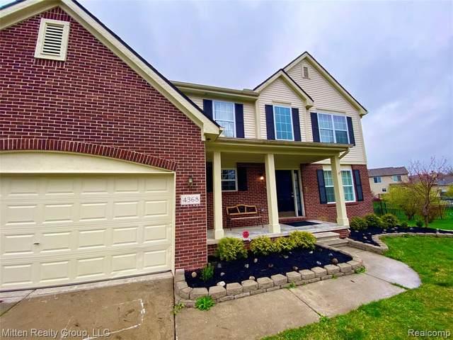 4368 Willow Oak Court, Burton, MI 48439 (#2210027207) :: Real Estate For A CAUSE