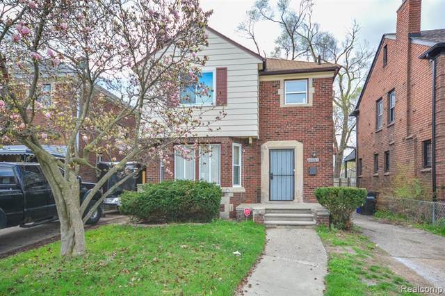 18973 Northlawn Street, Detroit, MI 48221 (#2210027230) :: Real Estate For A CAUSE