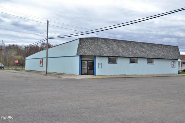 101 Northern Avenue, Barryton Vlg-Fork Twp, MI 49305 (#72021012929) :: Novak & Associates