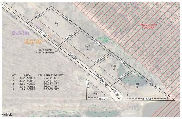 Lot 3 N Cedar Drive, Robinson Twp, MI 49417 (#71021012925) :: Keller Williams West Bloomfield
