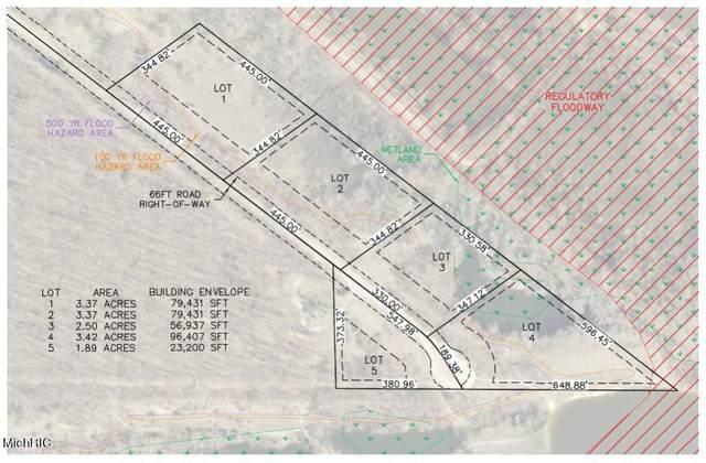 Lot 5 N Cedar Drive, Robinson Twp, MI 49417 (#71021012927) :: Keller Williams West Bloomfield