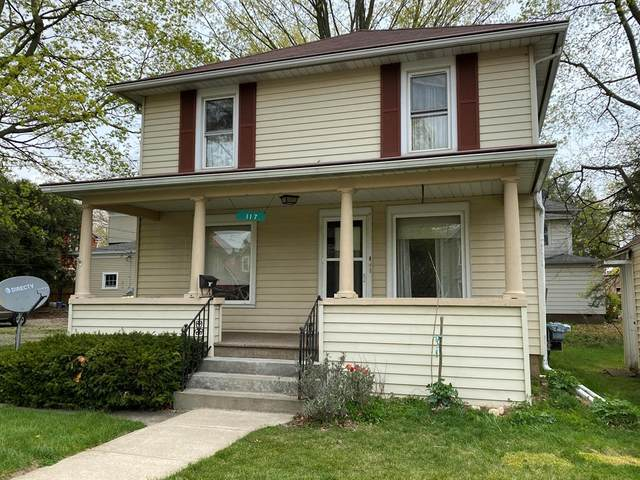 117 S Sycamore Street, Marshall, MI 49068 (#64021012993) :: Robert E Smith Realty