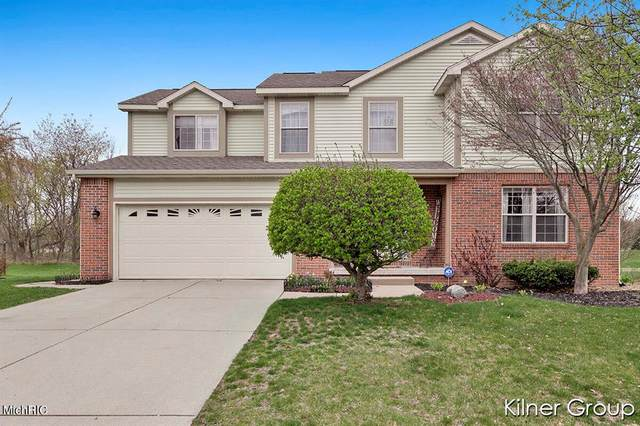 2517 Glen Cove, Delhi Charter Twp, MI 48842 (#65021013005) :: Real Estate For A CAUSE