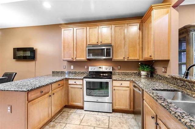 50133 Bethesda Court, Shelby Twp, MI 48317 (#58050039321) :: Real Estate For A CAUSE
