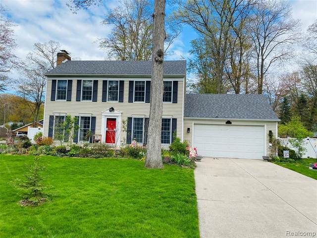3694 Lantern Lane, Fort Gratiot Twp, MI 48059 (#2210027357) :: Real Estate For A CAUSE