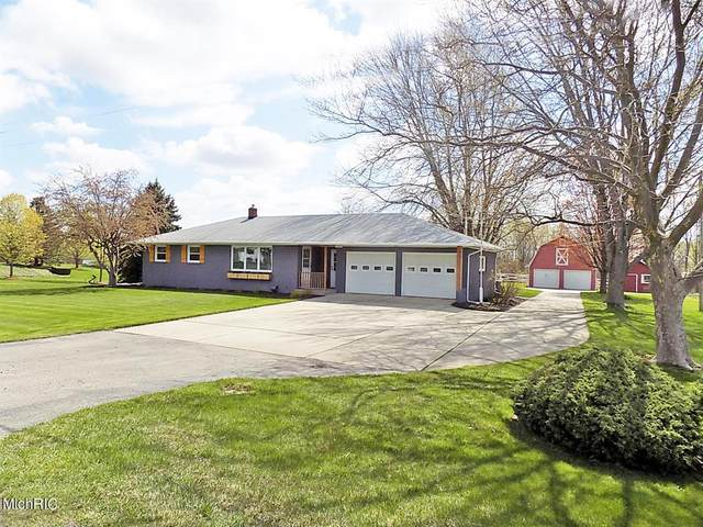 2666 Angling Road, Jamestown Twp, MI 49418 (#71021013032) :: Robert E Smith Realty