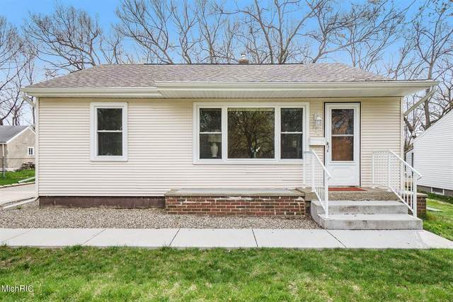 136 Althea Avenue, Battle Creek, MI 49037 (#66021013041) :: Novak & Associates
