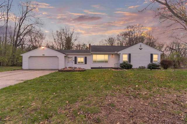 2883 W Parnall, BLACKMAN CHARTER, MI 49201 (#55202101009) :: Real Estate For A CAUSE
