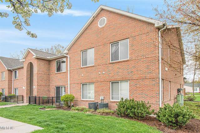 3021 Birch Row Drive #5, Meridian Charter Twp, MI 48823 (#71021013066) :: Real Estate For A CAUSE