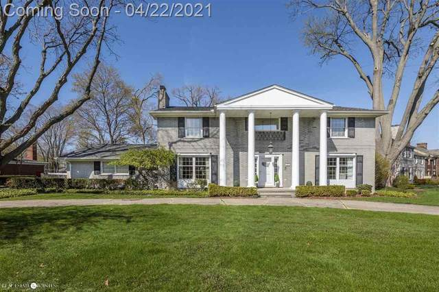 15539 Windmill Pointe, Grosse Pointe Park, MI 48230 (#58050039361) :: Real Estate For A CAUSE