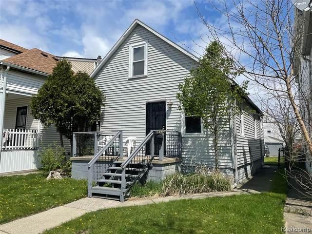 11422 Saint Aubin Street, Hamtramck, MI 48212 (#2210027479) :: Real Estate For A CAUSE