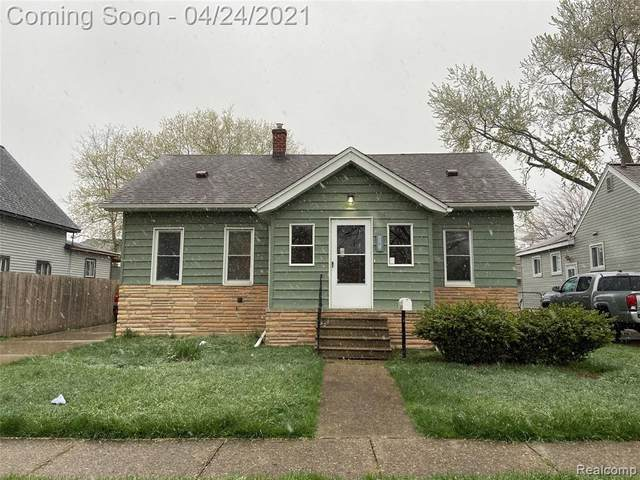 3269 Oakshire Ave, Berkley, MI 48072 (#2210027606) :: The Alex Nugent Team   Real Estate One