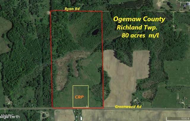 0 VL Greenwood Rd, Richland Twp, MI 48756 (#53021013144) :: Real Estate For A CAUSE