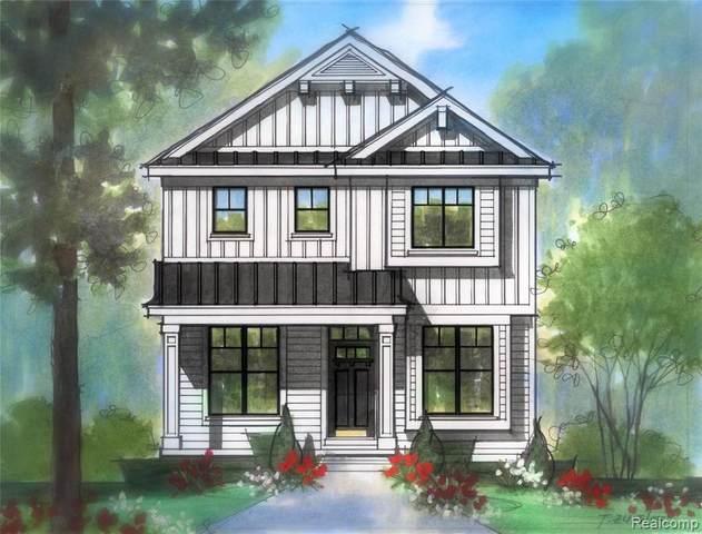 3551 Phillips Avenue, Berkley, MI 48072 (#2210027648) :: Real Estate For A CAUSE