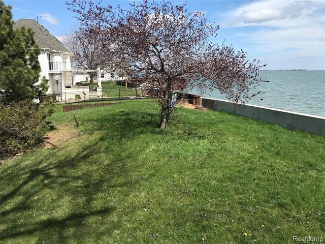 00 Edgewater, Frenchtown Twp, MI 48162 (#2210027657) :: Novak & Associates