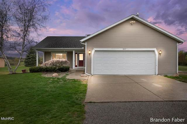 9011 Ramsdell Drive NE, Courtland Twp, MI 49341 (#65021013153) :: Keller Williams West Bloomfield