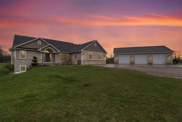 7531 W W Avenue, Prairie Ronde Twp, MI 49087 (#66021013171) :: Real Estate For A CAUSE