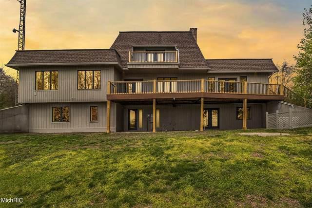 61565 Raintree Boulevard, Nottawa Twp, MI 49091 (#68021013177) :: The Alex Nugent Team | Real Estate One