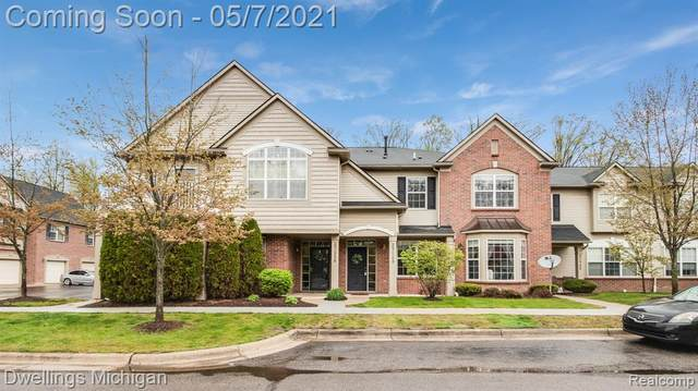 47548 Ormskirk Drive W, Canton Twp, MI 48188 (#2210027741) :: Real Estate For A CAUSE