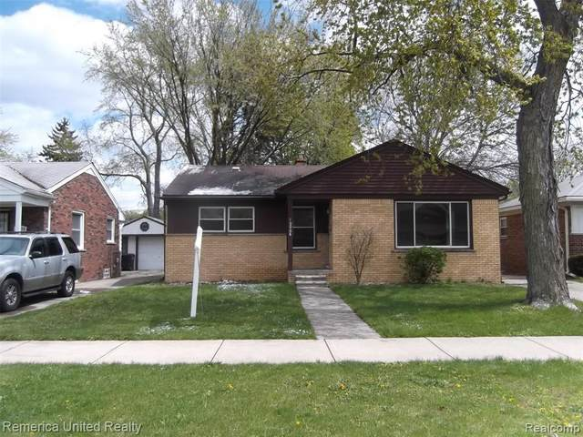 10068 Beech Daly Rd, Redford Twp, MI 48239 (#2210027765) :: Real Estate For A CAUSE