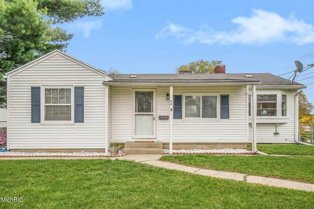 44 Barney Boulevard, Battle Creek, MI 49037 (#64021013225) :: Novak & Associates