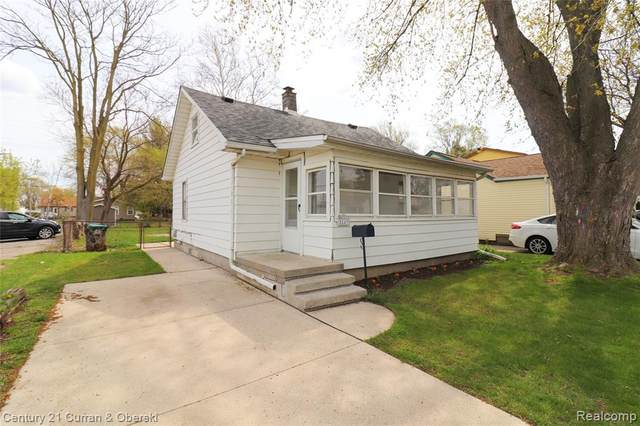 5849 Janet Street, Taylor, MI 48180 (#2210027853) :: Real Estate For A CAUSE