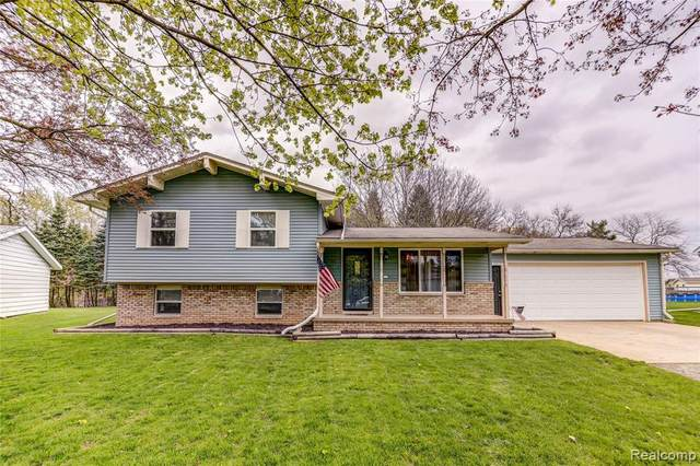 728 Murphy Court, Linden, MI 48451 (#2210027905) :: Real Estate For A CAUSE