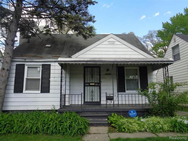 19196 Oakfield Street, Detroit, MI 48235 (#2210028004) :: Keller Williams West Bloomfield