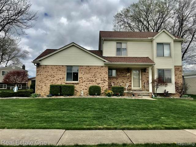 3337 Dobbin Drive, Sterling Heights, MI 48310 (#2210028032) :: Real Estate For A CAUSE