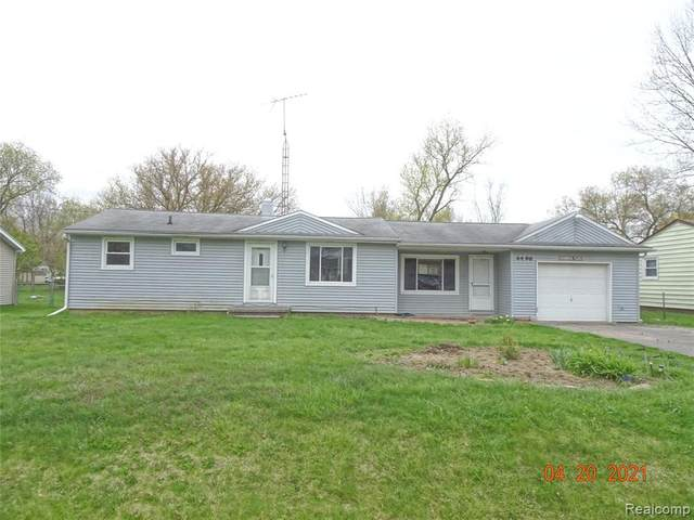 4496 Marlborough Drive, Genesee Twp, MI 48506 (#2210028034) :: Real Estate For A CAUSE