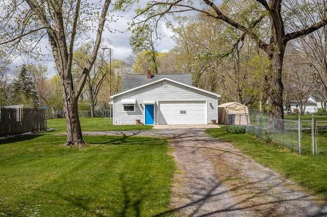 168 Long Ave, Leoni, MI 49254 (#55202101042) :: Real Estate For A CAUSE