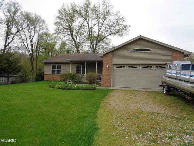 2846 Lake Ave, Jefferson Twp, MI 49266 (#53021013385) :: Real Estate For A CAUSE