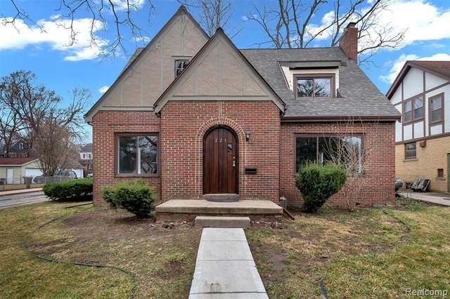 221 Chippewa Road, Pontiac, MI 48341 (#2210028159) :: Real Estate For A CAUSE