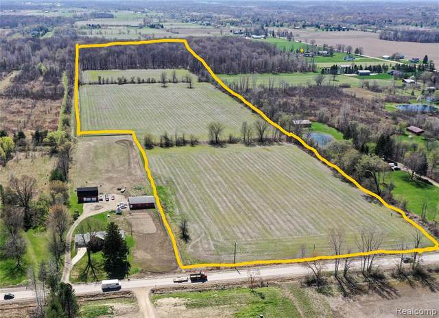 00 31 Mile Road, Ray Twp, MI 48096 (#2210028259) :: Real Estate For A CAUSE