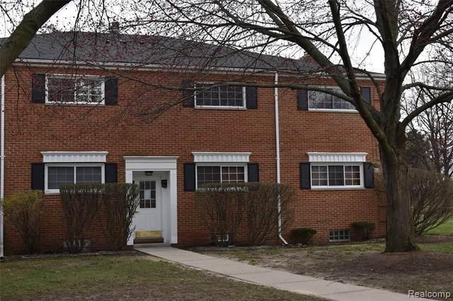662 E Fox Hills Drive, Bloomfield Twp, MI 48304 (#2210028261) :: RE/MAX Nexus