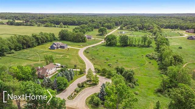 12695 Meadow View Circle, Lot 45, Holly Twp, MI 48442 (#5050039582) :: Real Estate For A CAUSE