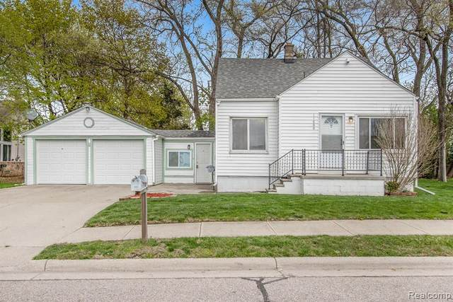 11600 Haller, Livonia, MI 48150 (#2210028272) :: Real Estate For A CAUSE