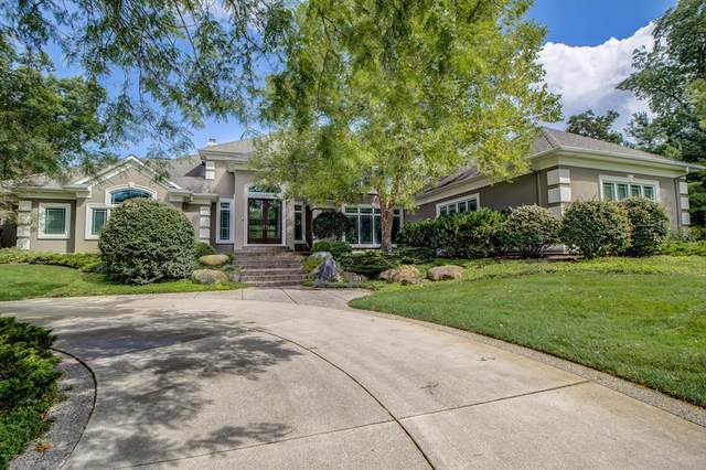1370 Old Oak Hill Drive, Cascade Twp, MI 49301 (#65021013556) :: Real Estate For A CAUSE