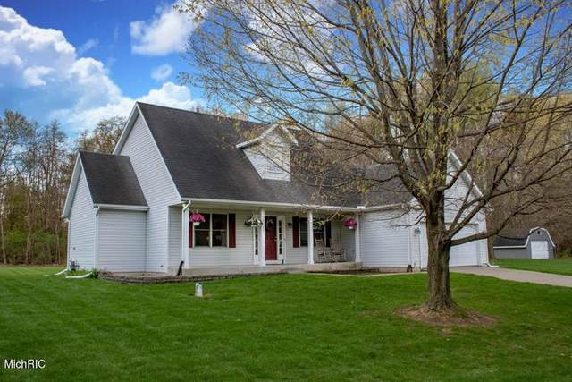 30403 Rieder Drive, MILTON TWP, MI 49120 (#69021013583) :: Real Estate For A CAUSE