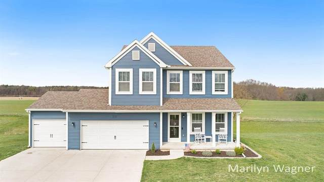 1273 Crystal Way Court, Yankee Springs Twp, MI 49333 (#65021013598) :: RE/MAX Nexus