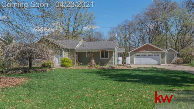 3280 Maple Ridge Ave, Highland Twp, MI 48356 (#543280097) :: RE/MAX Nexus