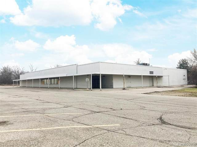 5125 Fenton Road, Flint, MI 48507 (#2210028425) :: Real Estate For A CAUSE