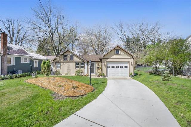 518 Garfield Street, Chelsea, MI 48118 (#543280348) :: Real Estate For A CAUSE