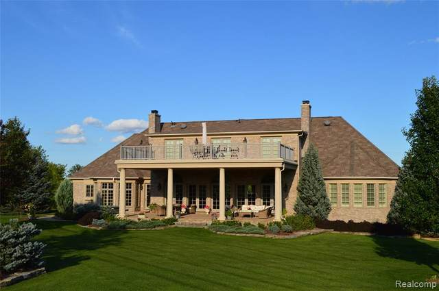 2660 Fairway Court, Oakland Twp, MI 48306 (#2210028443) :: Real Estate For A CAUSE