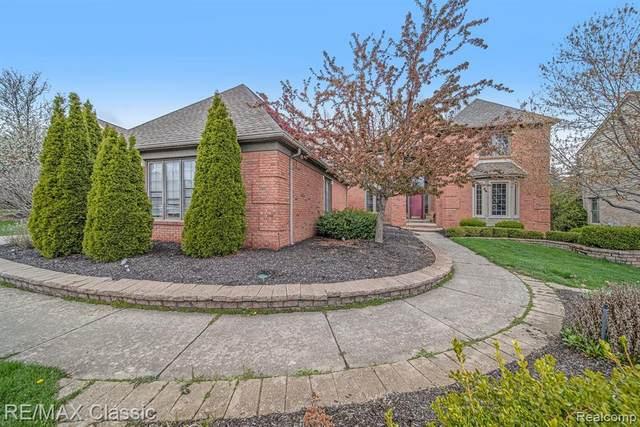 47350 Baker Street, Novi, MI 48374 (#2210028496) :: Duneske Real Estate Advisors