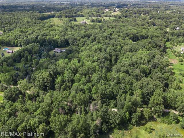 000 Woodhaven, Howell Twp, MI 48855 (#2210028583) :: Real Estate For A CAUSE