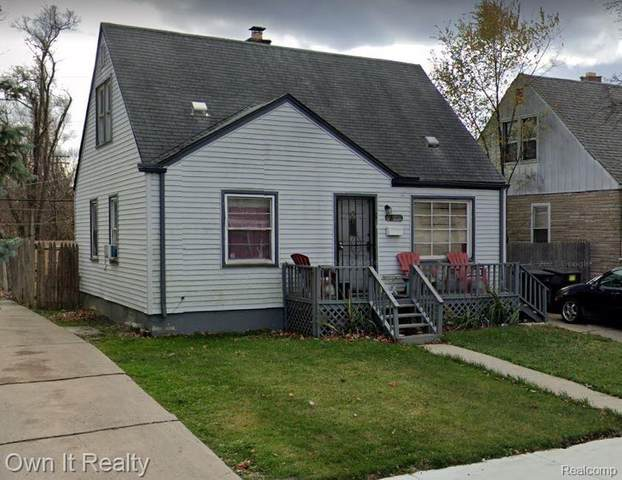 20025 Tireman Street, Detroit, MI 48228 (#2210028602) :: RE/MAX Nexus