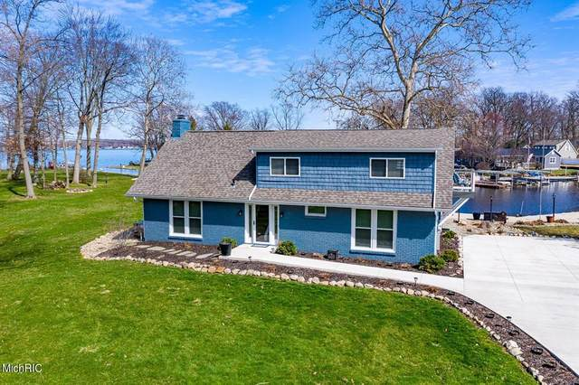 62187 Lagoon Drive, Jefferson Twp, MI 49031 (#69021013724) :: Real Estate For A CAUSE